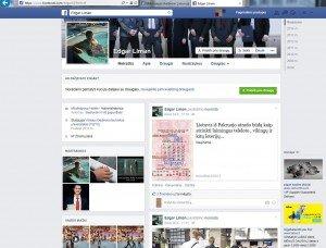 Fiktyvi Facebook anketa