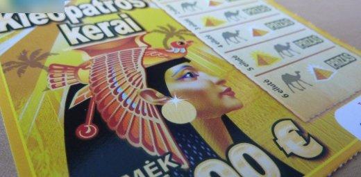 Loterija Kleopatros kerai