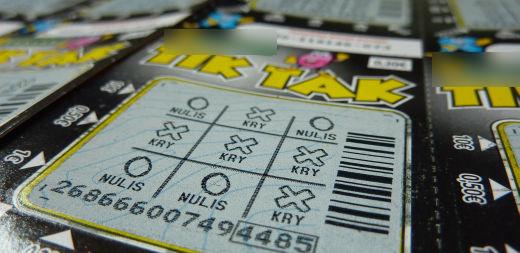 Momentinė loterija Tik Tak
