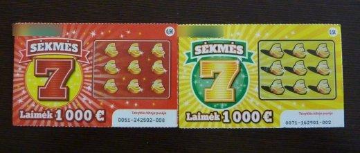 loterija sekmes 7